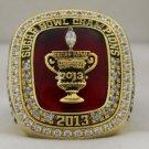 2013 Louisville Cardinals NCAA Sugar Bowl National Championship Rings Ring