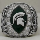 2009 Michigan State Spartans Capital One Bowl Champions Rings Ring