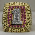 1993 Florida State Seminoles NCAA Championship Rings Ring