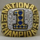 1996 UF Florida Gators NCAA National Championship Ring