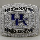 2012 University of Kentucky Wildcats  NCAA Basketball Championship Rings Ring