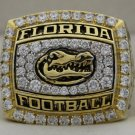 2011 Florida Gators NCAA Gator Bowl Championship Rings Ring
