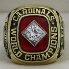1982 St.Louis Cardinals World Series Championship Rings Ring