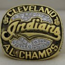 1995 Cleveland Indians AL American League World Series Championship Rings Ring