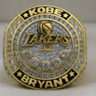 2016 Kobe Bryant National Basketball Retirement Rings Ring