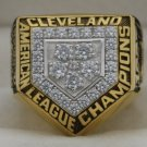 1997 Cleveland Indians AL American League World Series Championship Rings Ring