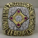 1993 Philadelphia Phillies NL National League World Series Championship Rings Ring