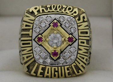 1993 Philadelphia Phillies NL National League World Series Championship Rings Ring