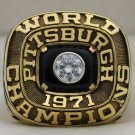 1971 Pittsburgh Pirates World Series Championship Rings Ring