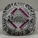 2009 Philadelphia Phillies NL National League World Series Championship Rings Ring