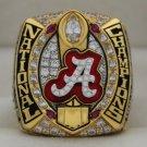 2015 Alabama Crimson Tide Allstate National Championship Rings Ring