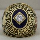1955 Brooklyn Dodgers World Series Championship Rings Ring