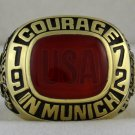 1972 Team USA Basketball Olympic Champions Rings Ring