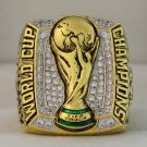 FIFA 2014 Germany Brazil Football 20th World Cup Championship FAN Rings Ring