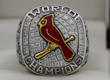 2011 St. Louis Cardinals World Series Championship Rings Ring