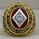 1934 St. Louis Cardinals MLB World Series Championship Rings Ring