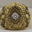 1943 New York Yankees World Series Championship Rings Ring
