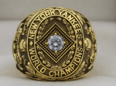 1943 New York Yankees World Series Championship Rings Ring