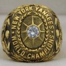 1927 New York Yankees World Series Championship Rings Ring