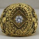 1941 New York Yankees World Series Championship Rings Ring