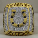 2009 Indianapolis Colts AFC American Football Conference Championship Rings Ring