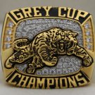 1999 BC Lions CFL Grey Cup Championship Rings Ring