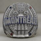 2009 Montreal Alouettes CFL Grey Cup Championship Rings Ring