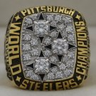 1978 Pittsburgh Steelers NFL Super Bowl Championship Rings Ring