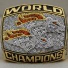 1998 Denver Broncos NFL Super Bowl Championship Rings Ring