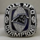 2015 Carolina Panthers NFC National Football Conference Championship Rings Ring