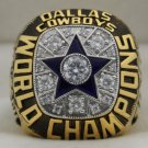 1971 Dallas Cowboys NFL Super Bowl Championship Rings Ring