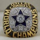 1971 Dallas Cowboys NFL Super Bowl Championship Rings Ring