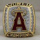 2002 Anaheim Angels World Series Championship Rings Ring