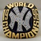 1996 New York Yankees World Series Championship Rings Ring