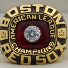 1975 Boston Red Sox AL American League World Series Championship Rings Ring