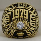 1979 Alabama Crimson Tide National Championship Rings Ring