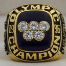 1996 Team USA Basketball Olympic Champions Rings Ring