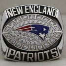 2007 New England Patriots AFC American Football Conference Championship Rings Ring