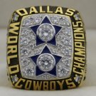 1977 Dallas Cowboys NFL Super Bowl Championship Rings  Ring