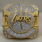 2010  La Lakers National Basketball Championship Rings Ring
