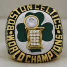 1986 Boston Celtics National Basketball Championship Rings Ring