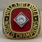 1967 Philadelphia 76ers National Basketball Championship Rings Ring