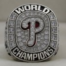 2008 Philadelphia Phillies World Series Championship Rings Ring