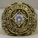 1962 New York Yankees World Series Championship Rings Ring