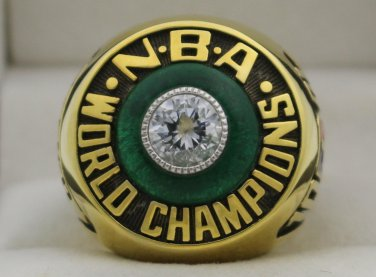 1981 Boston Celtics National Basketball Championship Rings Ring