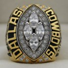 1993 Dallas Cowboys Super Bowl Championship Rings Ring