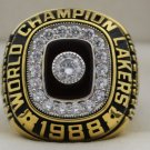 1988 La Lakers National Basketball Championship Rings Ring