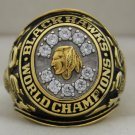 1961 Chicago Black Hawks Stanley Cup Championship Rings Ring
