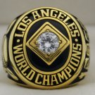 1959 Los Angeles Dodgers World Series Championship Rings Ring