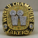 2001  La Lakers National Basketball Championship Rings Ring